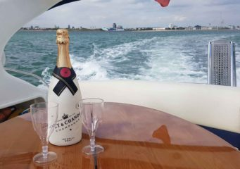 Cowes Week with Hamble Power Boat Charters