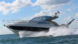 Endeavour, Hamble Powerboat Charters