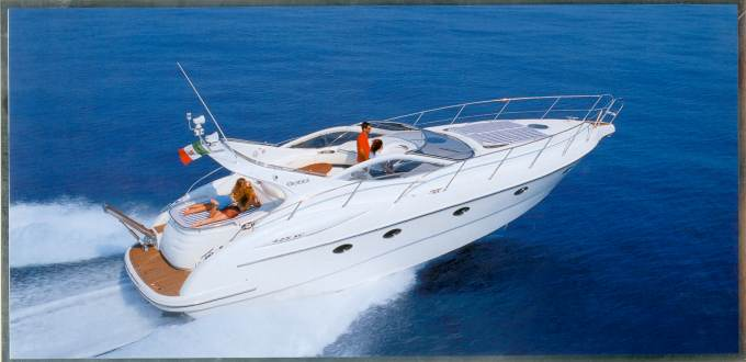 Allegro Hamble Powerboat Charters
