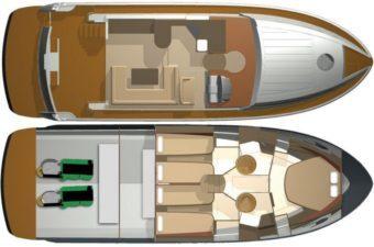 Boat trips aboard True colours Rodman Muse Hamble Powerboat Charters