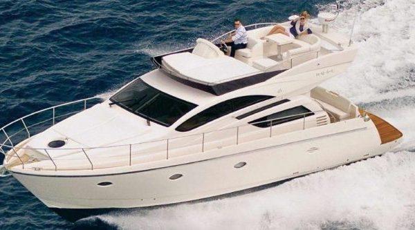 True colours Rodman Muse Hamble Powerboat Charters