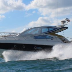 Endeavour Hamble powerboat charters