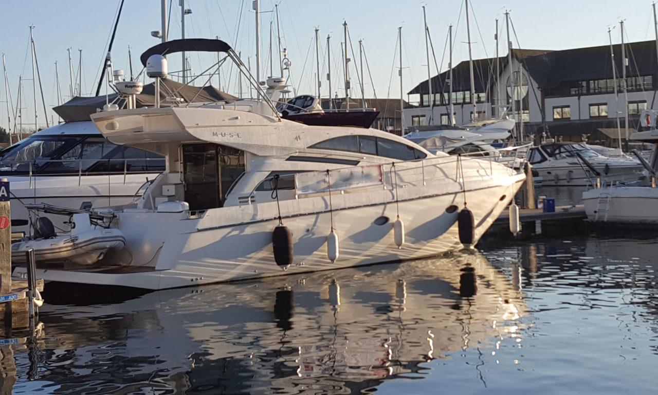 True Colours hamble powerboat charters